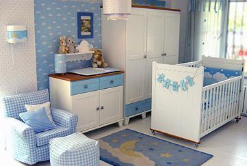 Consejos de decoraci n para la habitaci n de los ni os arquigrafico - Como decorar habitaciones para bebes ...