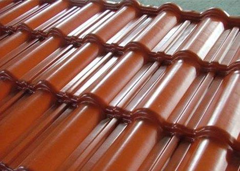 Ventajas de las tejas pl sticas o tejas de pvc - Materiales para tejados ...