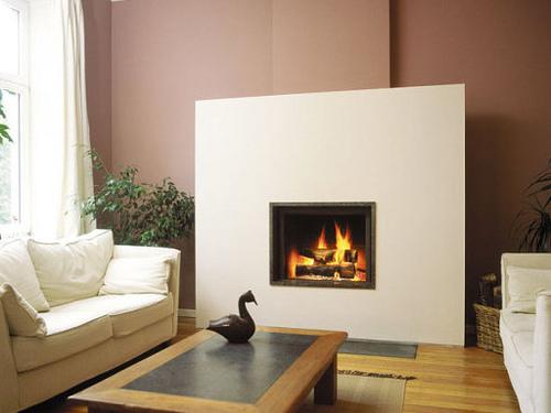 Tipos de chimeneas para nuestro hogar arquigrafico - Chimeneas decorativas bioetanol ...