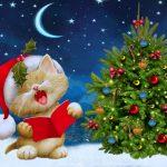 50 fondos de pantallas de Navidad y Año Nuevo